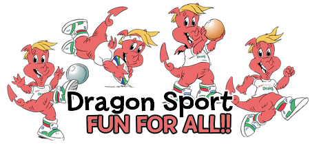 Dragon -sport . Logo 2